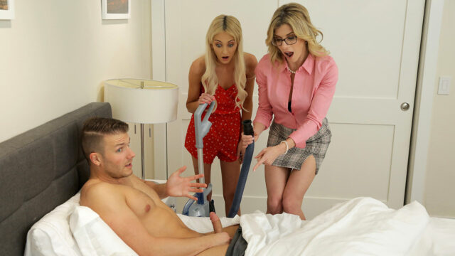 Mom His Dick Is Stuck In A Vacuum Cleaner – S13:E4